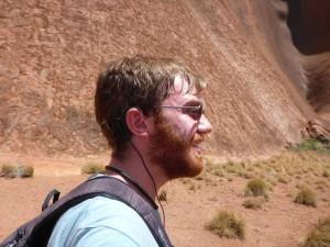 Basewalk auf dem Uluru