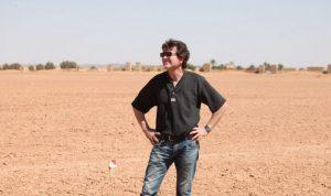 Joachim Albrecht in Marokko bei der Probefahrt im Frühjahr 2016