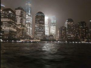 Nächtliches New York