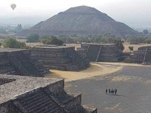 Tempel von Teotihuacan