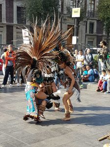 aztekische Tänze