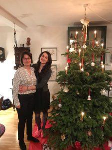Weihnachten mit meiner deutschen Familie