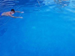 Schwimmen mit Aqua+2